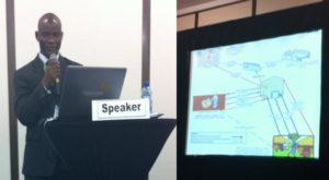 Amos Presenting on cStock