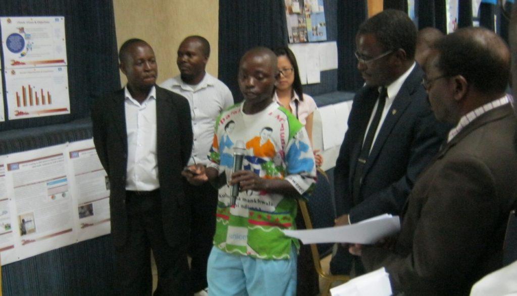 HSA from Kasungu presents cStock data
