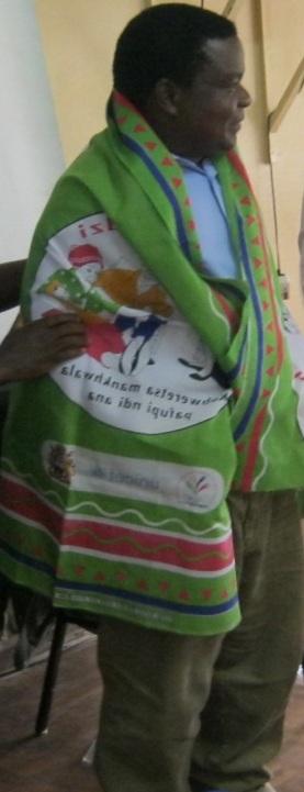 Supervisor for Mpepa Health Centre, Malawi