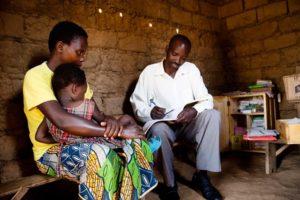 Rwanda CHW